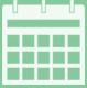 icono calendario agenda