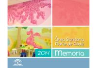 MEMORIA 2014 AGS NORTE DE CADIZ