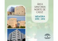 MEMORIA 2015-2016 AGS NORTE DE CADIZ