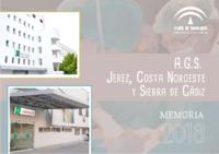 MEMORIA 2018 AGS JEREZ COSTA NOROESTE Y SIERRA