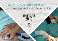 MEMORIA 2019 AGS JEREZ COSTA NOROESTE Y SIERRA