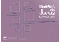 MEMORIA HOSPITAL JEREZ 2011