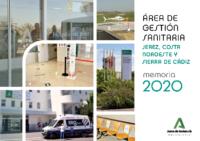 MEMORIA 2020 AGS JEREZ COSTA NOROESTE Y SIERRA