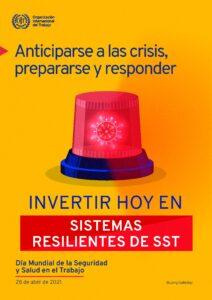 Día Mundial de la Seguridad y la Salud en el Trabajo
